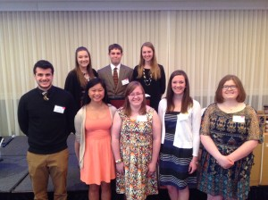 2015 scholarship winners
